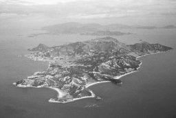 西方から見た豊島